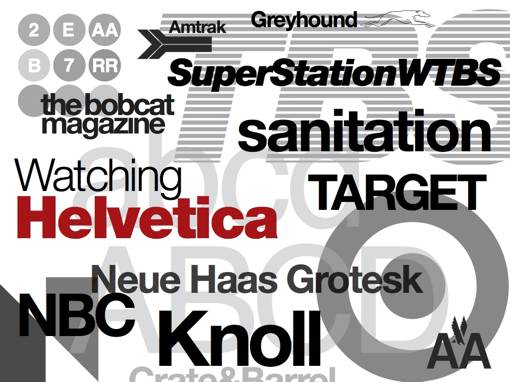 helvetica, everywhere
