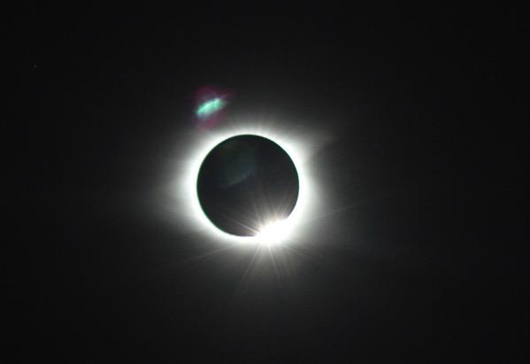 Eclipse, solar.